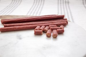 daniel weaver's hot beef sticks