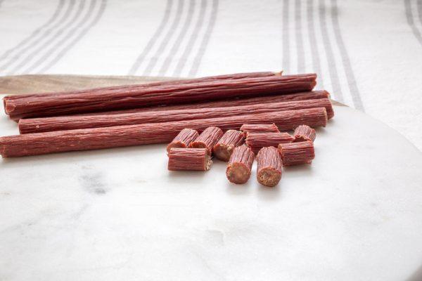 daniel weaver's hot beef sticks