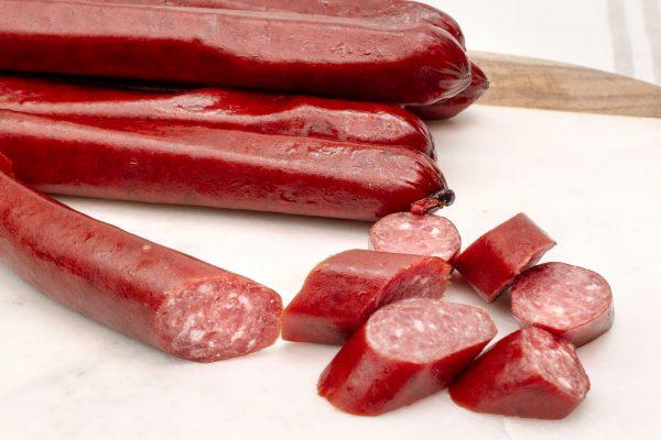 groff's sweet beef sticks