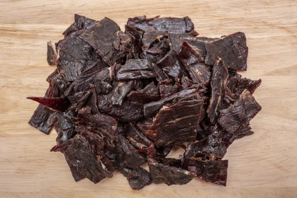 Sweet And Spicy Beef Jerky 1 Lb